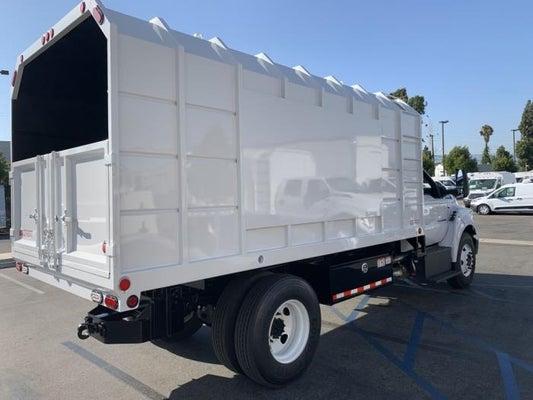 2022 Ford F-650 SD Diesel Straight Frame in Whittier, CA ...